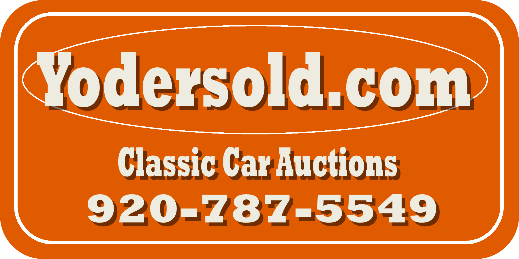 Classic Car Auctions – Yoder Sold